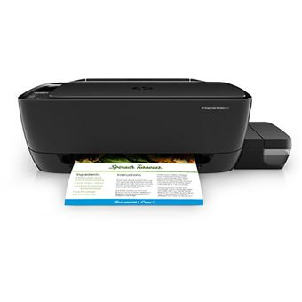 Impressora Multifunções HP Smart Tank 455 - Preto
