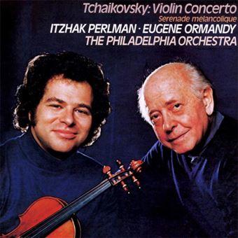 Tchaikovsky: Violin Concerto - CD
