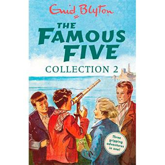 The Famous Five Collection - Book 2: Books 4, 5 & 6