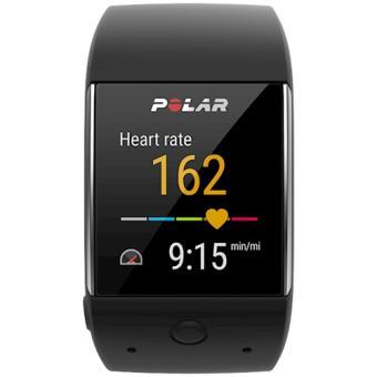 Polar M600 Preto relógio inteligente