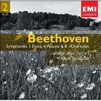 Beethoven- Symphonies 3 Eroica (2cd