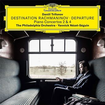 Destination Rachmaninov: Departure - 2LP 12''