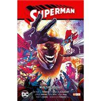 Superman 3-multiplicidad-dc