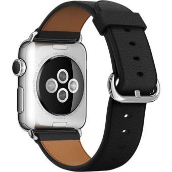 Bracelete Fivela Clássica Apple para Watch 38mm - Preto