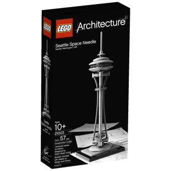 Seattle Space Needle (LEGO Architecture 21003)
