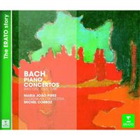 Bach: Keyboard Concertos - CD
