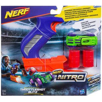 Nerf Nitro Throttleshot Blitz - Hasbro - Envio Aleatório