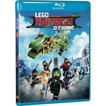 LEGO Ninjago - O Filme - Blu-ray