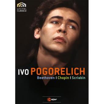 Ivo Pogorelich plays Chopin, Beethoven & Scriabin - DVD