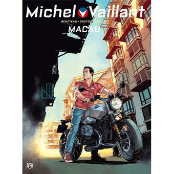 Michel Vaillant - Livro 7: Macau