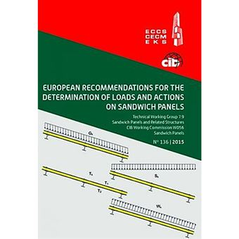 European Recommendations for the Determination of Loads and Actions on Sandwich Panels