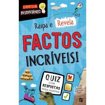 Raspa e Revela - Factos Incríveis!
