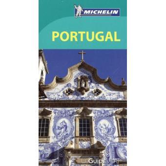Portugal Le Guide Vert Michelin
