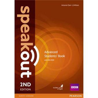 Speakout 2e extra adv sb+wb l+dvd