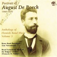 Portrait Of August De Boe