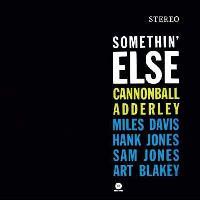 Somethin` Else (LP) (180g)