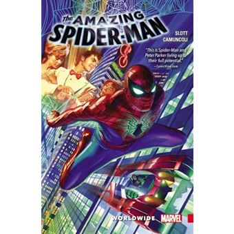 Amazing spider-man: worldwide vol.