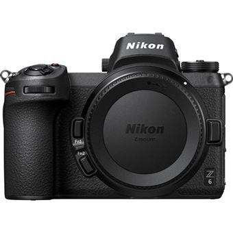 Nikon Z6 - Corpo