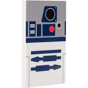 Power Bank Tribe Star Wars 4000mAh  - R2D2