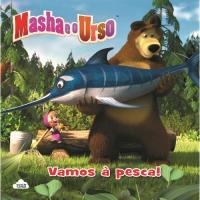 Masha e o Urso: Vamos a Pesca!