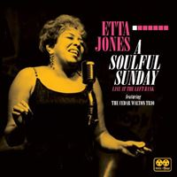 A Soulful Sunday - Live at The Left Bank - CD