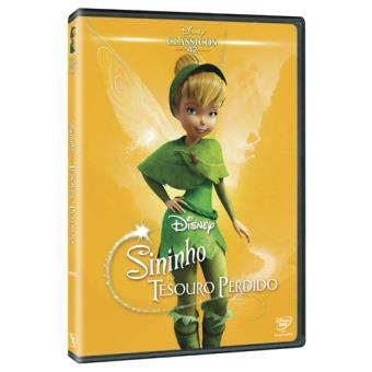 Sininho e o Tesouro Perdido (Edição Clássicos Disney)