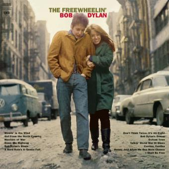 The Freewheelin' Bob Dylan - LP 12''