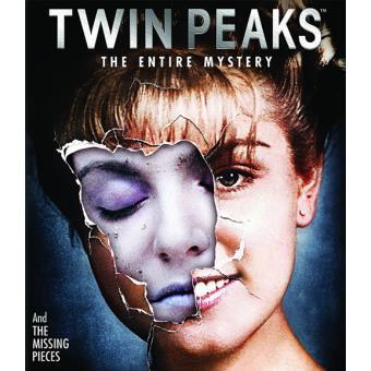 Twin Peaks - 1º e 2º Temporadas (Blu-ray)