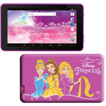 Tablet e-Star Hero 7'' - 16GB - Disney Princess