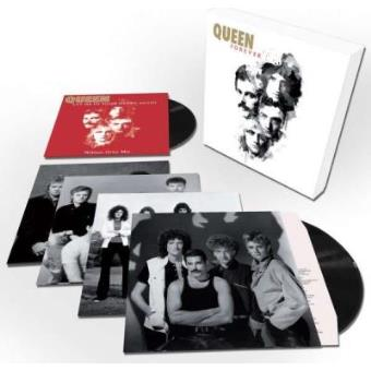 Queen Forever (Limited Edition 5LP)