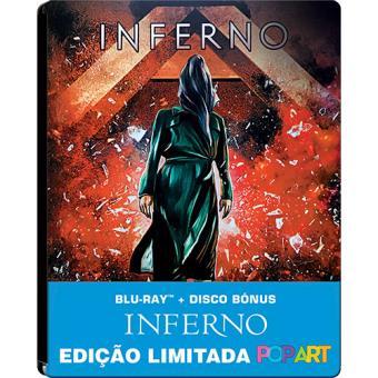 Inferno - Edição Limitada Pop Art Caixa Metálica (2 Blu-ray's)
