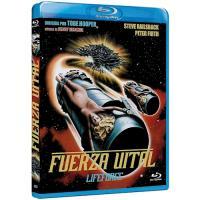 Fuerza Vital - Blu-ray