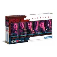 Puzzle Stranger Things Panorama