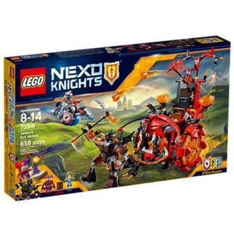 O Carro Terrível de Jestro (LEGO Nexo Knights Sets de Jogo 70316)