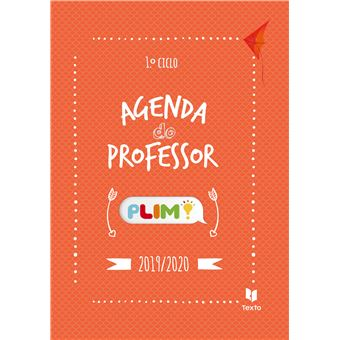 PLIM! - Agenda do Professor 1.º Ciclo