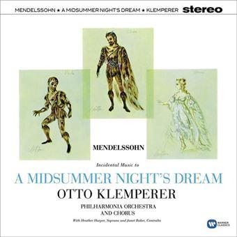 Mendelssohn: A Midsummer Night's Dream - LP