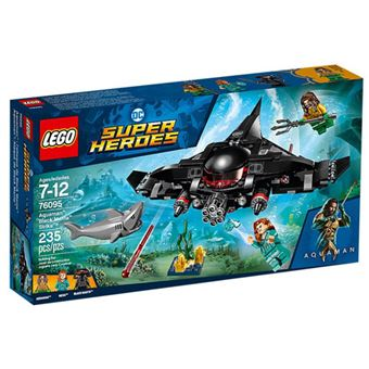 LEGO Marvel Super Heroes 76095 Aquaman: O Ataque de Black Manta