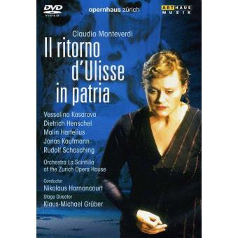 Monteverdi | Il Ritorno d'Ulisse in Patria (DVD)