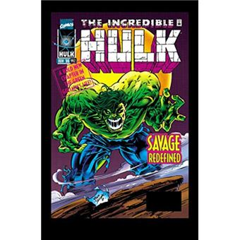 Incredible hulk epic collection: gh
