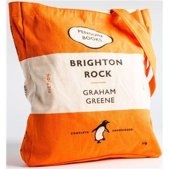 Saco brighton rock laranja