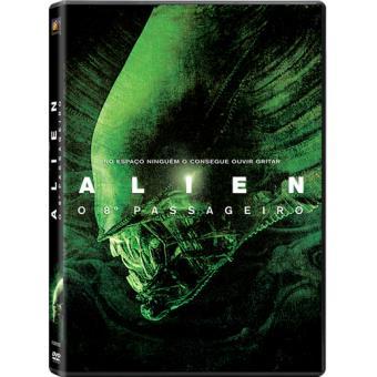 Alien: O 8º Passageiro - DVD