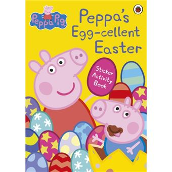 Peppa pig: peppa's egg-cellent east