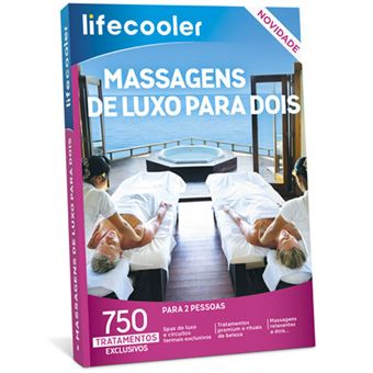 Lifecooler 2020 - Massagens de Luxo para Dois