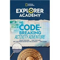 Explorer academy codebreaking adven