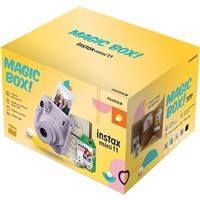 Pack Fnac Fujifilm Magic Box instax mini 11 - Sky Blue