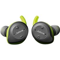 Auriculares Bluetooth True Wireless Jabra Elite Sport - Lime Green Grey