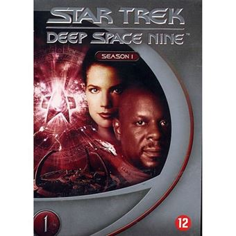Star Trek: Deep Space Nine - Season 1 - DVD Importação
