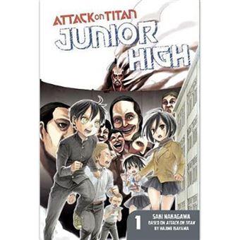 Attack on Titan - Junior High - Volume 1
