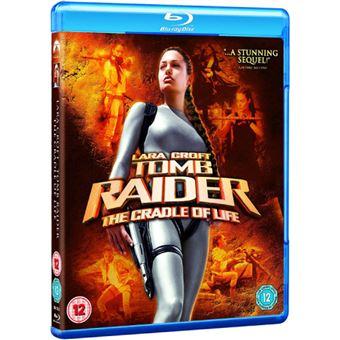 Tomb Raider 2 - Bly-ray Importação