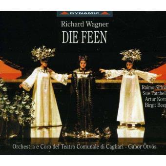 Wagner   Die Feen (3CD)